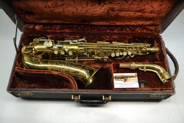 Artikel: Conn 26M VIII - Connquerer | MRO Saxofoons