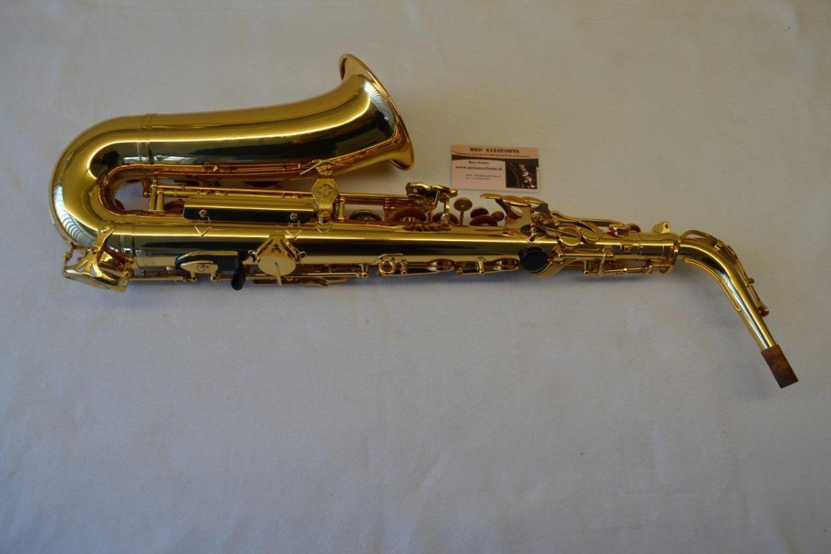 resension alto saxophon yamaha yas 280 mro saxofoons. Black Bedroom Furniture Sets. Home Design Ideas