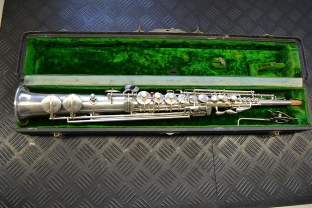 The Elkhart - Indiana - soprano saxophone