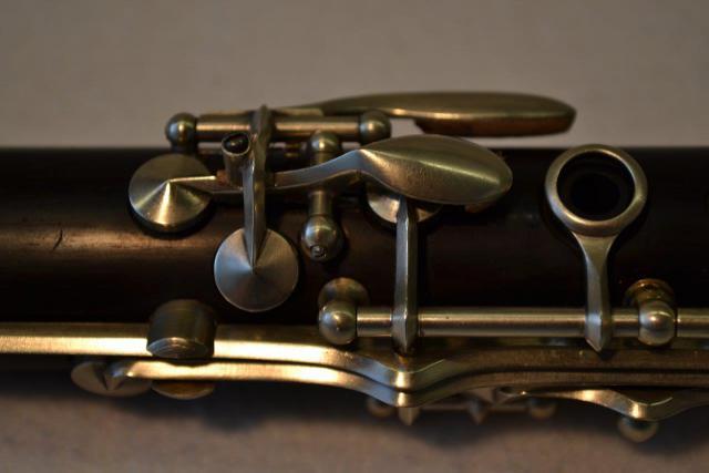 Buffet Crampon Evette Schaeffer Master Model