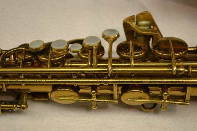 Artikel: Conn 6M Transitional   MRO Saxofoons